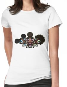 cocoapuffs pt.1  Womens Fitted T-Shirt