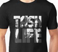 'Tash Life' Moustache Inspired Hip Hop Unisex T-Shirt