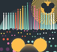 World of Color by amidotlee