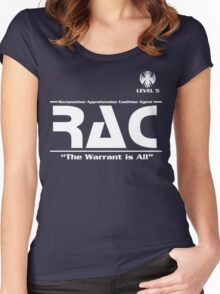 Reclamation Agent - Level 5 Women's Fitted Scoop T-Shirt