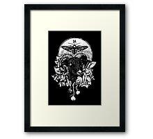 Krogl Framed Print