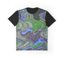 TEN KILOMETERS ABOVE GULAN TEC Graphic T-Shirt