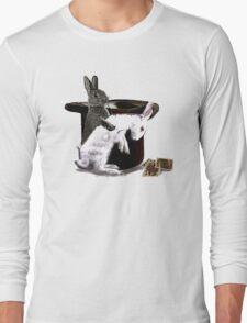 Showtime!! Long Sleeve T-Shirt
