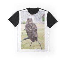Captured bird of prey Graphic T-Shirt