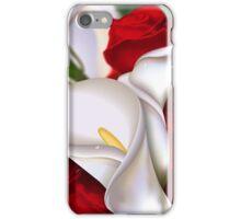 Callas & Roses iPhone Case/Skin