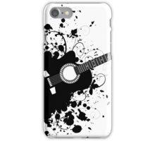 Guitar5 iPhone Case/Skin