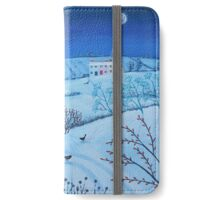 One Snowy Night iPhone Wallet/Case/Skin