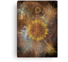 One Ring To Rule Them All - By John Robert Beck Canvas Print