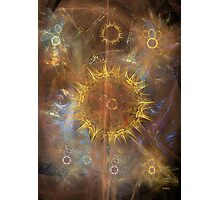 One Ring To Rule Them All - By John Robert Beck Photographic Print
