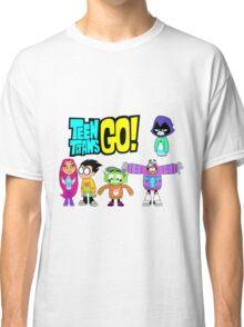 Teen Titans Go! Christmas Classic T-Shirt