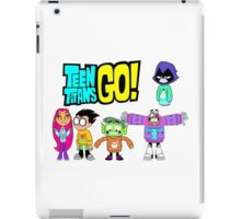 Teen Titans Go! Christmas iPad Case/Skin