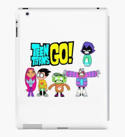 Teen Titans Go! Christmas iPad Case/Skin