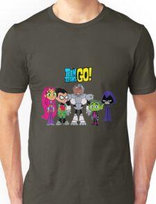 Teen Titans Go! Unisex T-Shirt