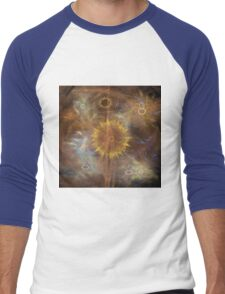 One Ring To Rule Them All (Square Version) - By John Robert Beck Men's Baseball ¾ T-Shirt