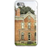 historic landmark iPhone Case/Skin