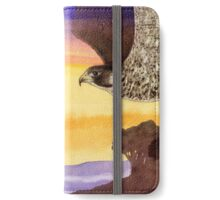 Wild Wings of Danger iPhone Wallet/Case/Skin