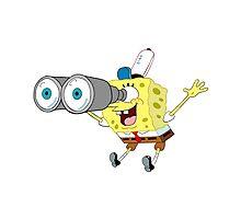 SpongeBob  Photographic Print