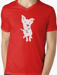 Cute Eddie Mens V-Neck T-Shirt