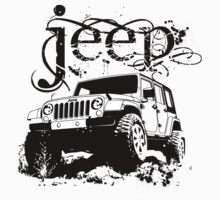Jeep Shirt by jeepstyletees