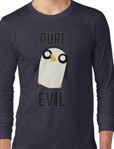 Evil is cute Long Sleeve T-Shirt