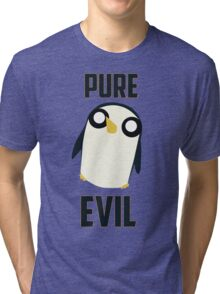 Evil is cute Tri-blend T-Shirt