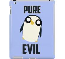 Evil is cute iPad Case/Skin