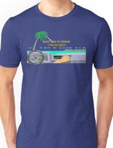 OUT RUN RADIO Unisex T-Shirt
