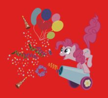 Pinkie Pie Cannon! Baby Tee