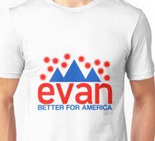 Evan McMullin -  Better for America! Unisex T-Shirt