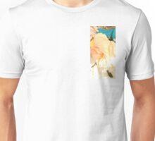 Vintage Barbie with Flowers Unisex T-Shirt