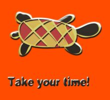 Turtle T-Shirt Kids Clothes