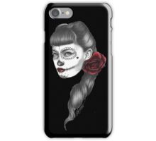 Valentina (Day of the Dead) iPhone Case/Skin