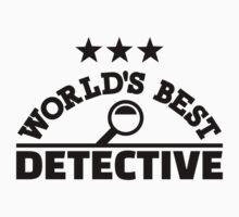 World's best detective Kids Tee