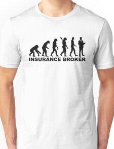 Evolution insurance broker Unisex T-Shirt