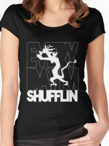 Discord Shuffilin' Women's Fitted Scoop T-Shirt