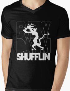 Discord Shuffilin' Mens V-Neck T-Shirt