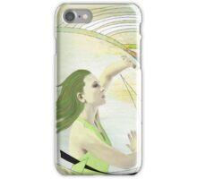 Break On Through iPhone Case/Skin