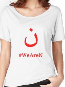 #WeAreN Women's Relaxed Fit T-Shirt