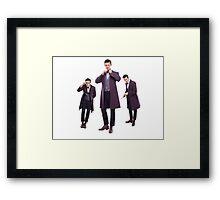 11th doctor  Framed Print
