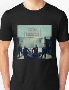 Bon Jovi 2016 New Album This House is Not for Sale Unisex T-Shirt