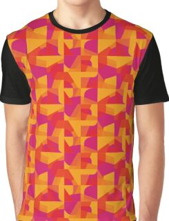 Funky Mosaic. Graphic T-Shirt