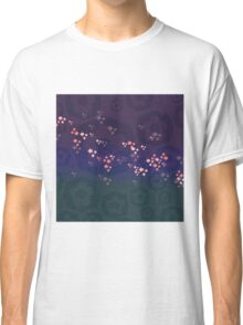 Evening Blossoms Classic T-Shirt