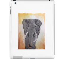 Ellie The Elephant iPad Case/Skin