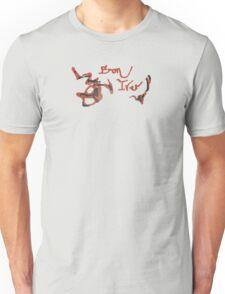 Bon Iver - Spilled Liquor Logo T-Shirt