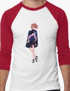 Space Nerd Men's Baseball ¾ T-Shirt