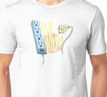 Stecker_whore Unisex T-Shirt