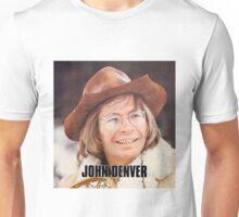 John Denver Picture Unisex T-Shirt
