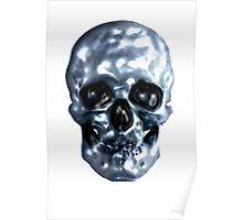 Metal Skull Poster