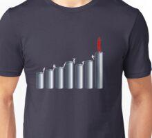 Business Success Chart 1 Unisex T-Shirt