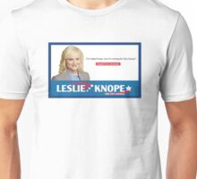 leslie knope parks and rec Unisex T-Shirt